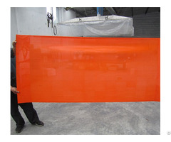 Polyurethane High Frequency Screen 0 075 1mm