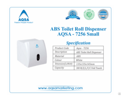 Abs Jrt Dispensers Aqsa 7256