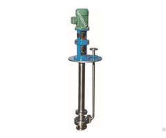 Fyb Stainless Steel Immersible Chemical Pump
