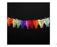 Color Paper Garland