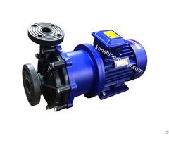 Rpp Polypropylene Plastic Magnetic Pump