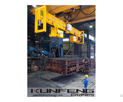 Load Turning Device Used With Crane For Large Workpiece Made In China
