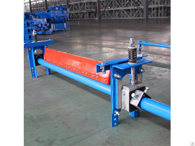 Secondary Polyurethane Cleaner For Conveyors