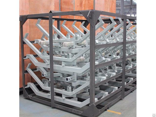 Metal Industrial Designs Steel Struture For Belt Conveyor