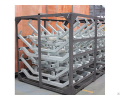 Metal Industrial Designs Steel Struture For Belt Conveyor