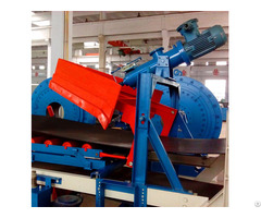 Electric Hydraulic Left Side Plough Discharger