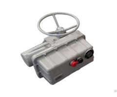 Electric Valve Actuator 3 Phase 60 Hz