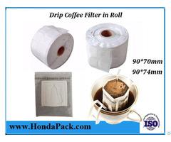 Singapore Drip Coffee Bag Film Roll For Packaging Machine