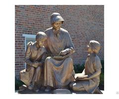 Religious Church Sculpture Of Saint Elizabeth Ann Seton