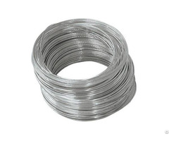 Galvanized Wire Sale