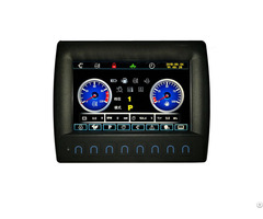 Construction Machinery Instrument Cluster Assembly