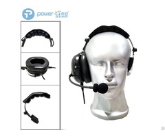 Tactical Noise Cancelling Single Side Headset
