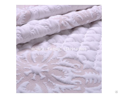 Home Textile 100 Polyester Knitted Jacquard Mattress Fabric China