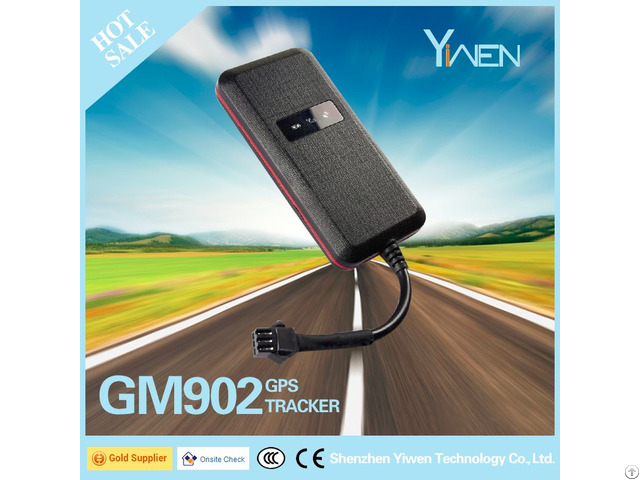 Vehicle Gps Tracker With Free Tracking App