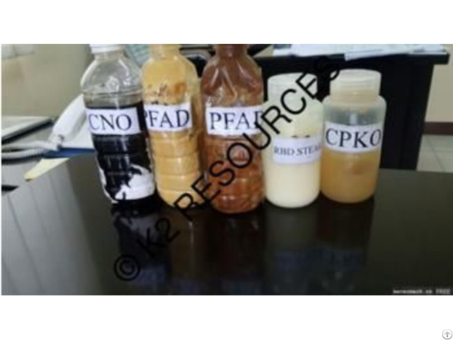 Pkfad Pfad Cfad Ccno Mixed Fatty Acid