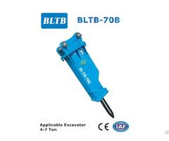 Beilite Hydraulic Hamme Breaker Bltb70