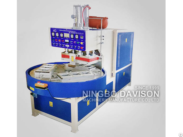 Blister Packaging Machine Davison