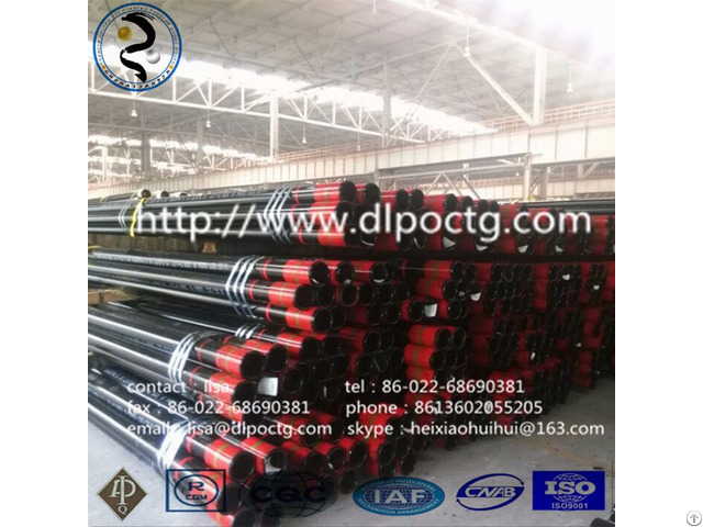 Api 5ct Standard L80 13cr 9 5 8
