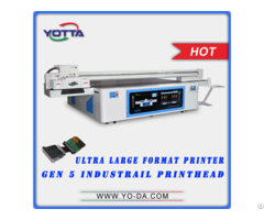 Ricoh G5 Printhead High Speed Glass Printing Machine Uv Flatbed Printer Yd3020 Rd