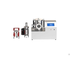 High Vacuum Plasma Sputter Thermal Evaporation Two In One Coating Machine