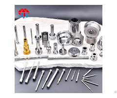 Carbide Punches And Pins Metal Stamping Tools