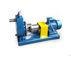 Jmz Fmz Stainless Steel Self Priming Chemical Pump