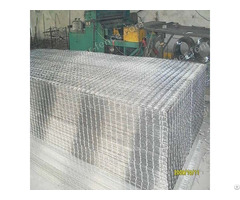 Galvanized Welded Steel Mesh