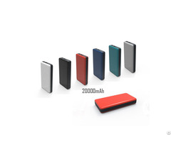 20000mah Portable Power Bank High Speed Charging