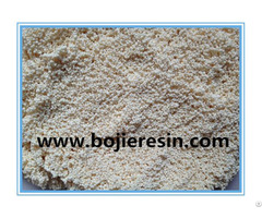 Gold Extraction Ion Exchange Resin