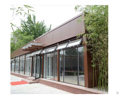 Professional Custom Flat Packed Container Offices Sandwich Panel House