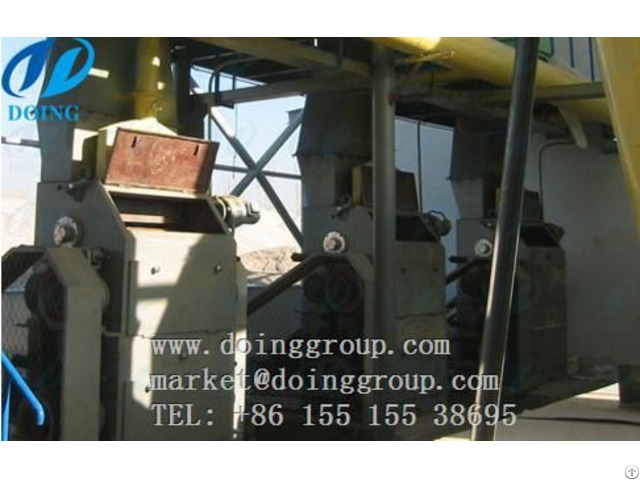 Cooking Oil Seeds Crushing Machine