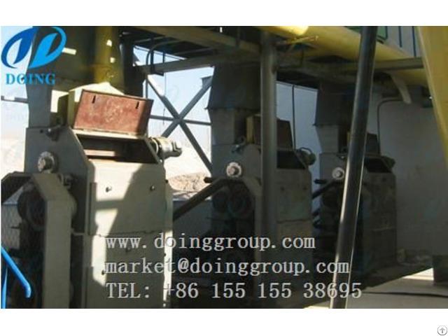 Cooking Oil Seeds Crushing Machine