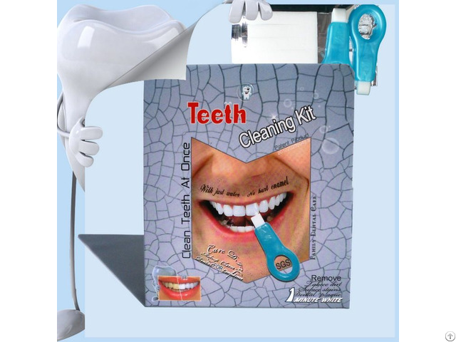New Dental China Supplier Teeth Whitening Kit Non Peroxid