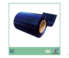 Blue Titanium Solar Selective Absorber Coating Fin