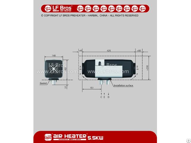Air Parking Heater 001
