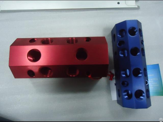 Extrusion Aluminum Parts Cnc Machining Turning