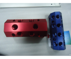 Extrusion Aluminum Parts Cnc Machining Turning