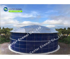 Expandable Stainless Steel Bolted Tanks Made Of Sus304 And Sus316l