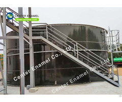 Stainless Steel Bolted Anaerobic Digester Tanks