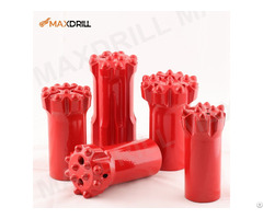R32 64mm Button Bits Drilling Tools Bit For Rock Drill