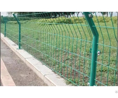 Welded Wire Mesh Fence Product