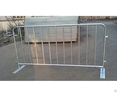 Crowd Control Barrier Mesh Product