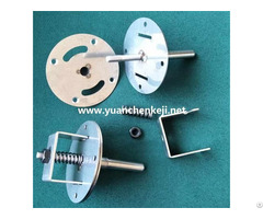 Hardware Connector For Mannequin Prop Hook