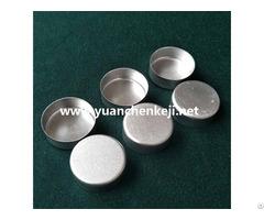 Food Packaging Aluminum Cover