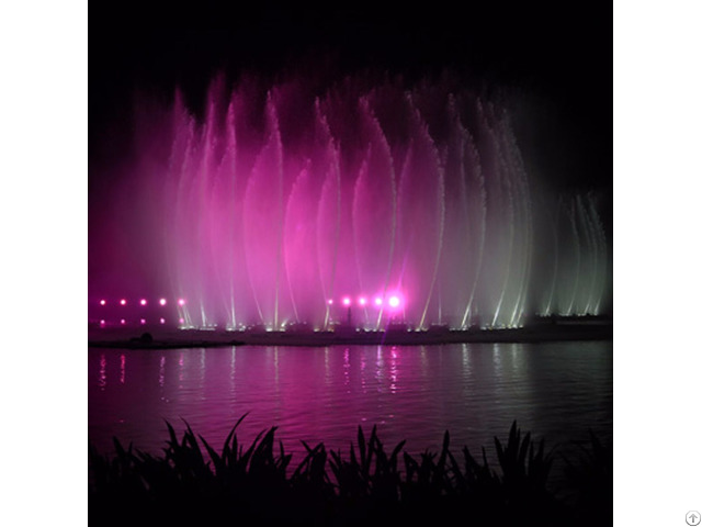Digital Swing Water Music Fountain