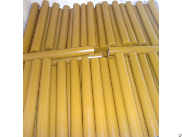 Pu 70a 80a 90a 95a Polyurethane Rods Suppliers From Zibo Of China