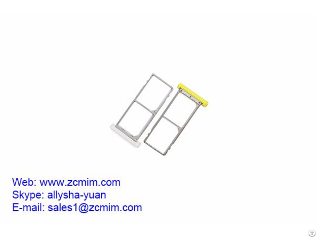 Oem Dual Sim Card Tray Sus316l Sus17 4ph Custom