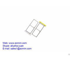 Oem Dual Sim Card Tray Sus316l Sus17 4ph Custom