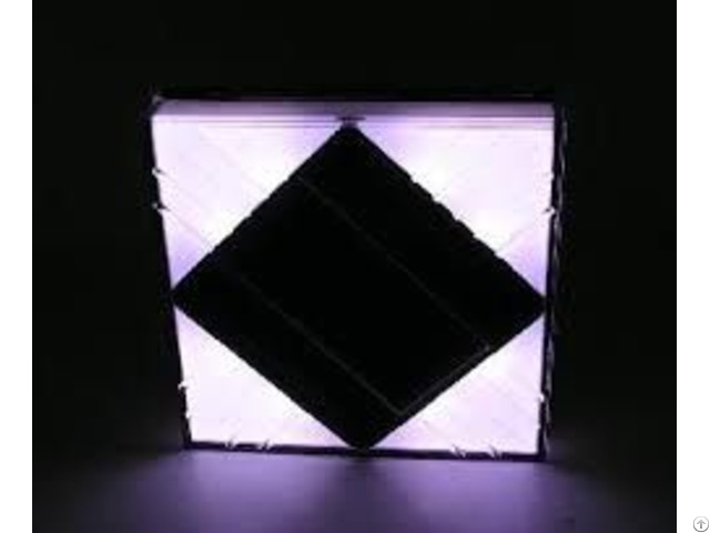 Led Solar Blocks