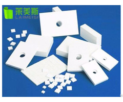 High Temperature Precision White Insulating Alumina Ceramic